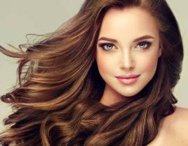 Пересадка волос девушки