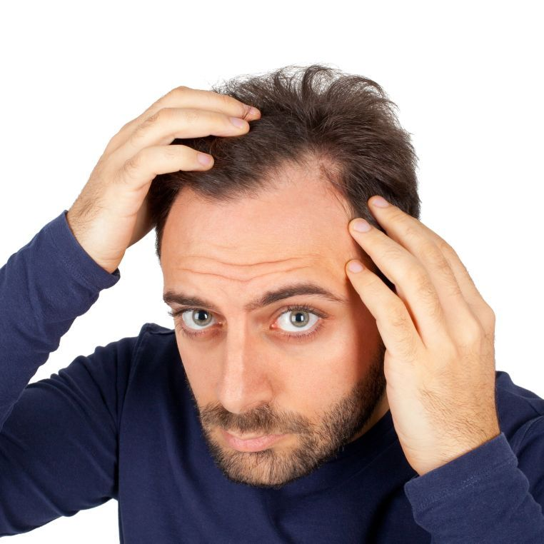 Выпадение волос мужчины кемерово
