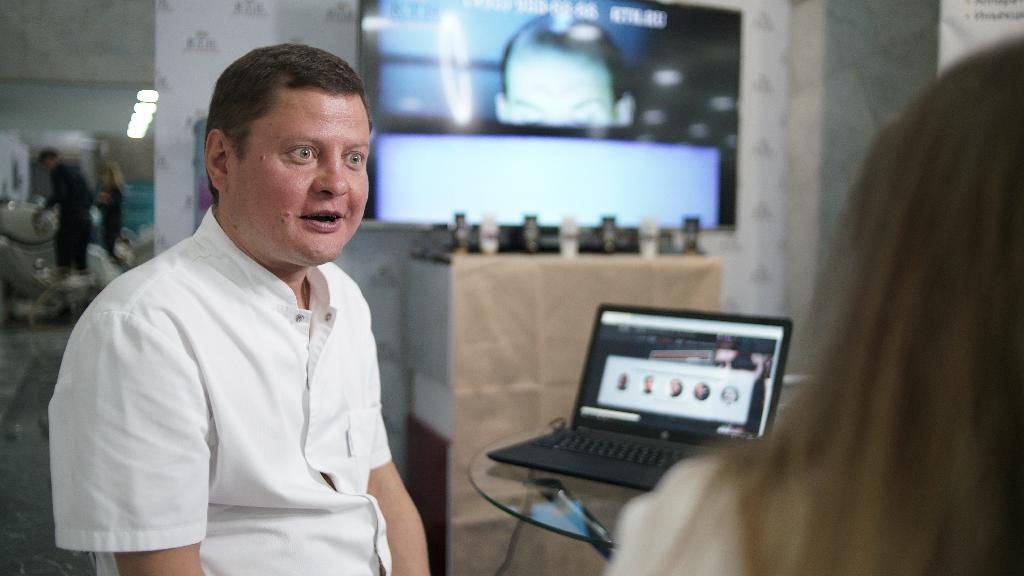 Александр Вохмянин трихолог RTH