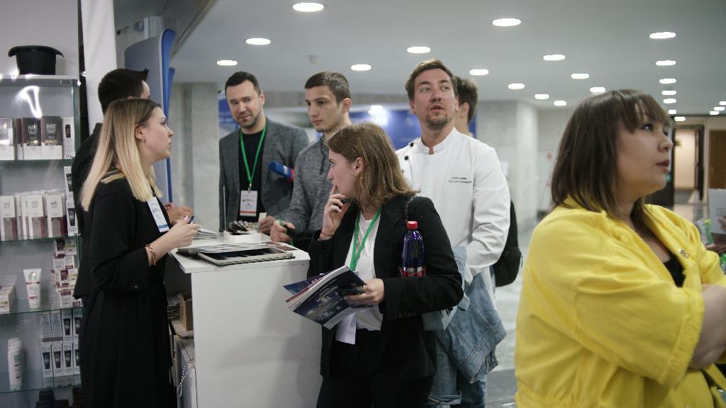 RTH на конгрессе «Активное долголетие 2019»
