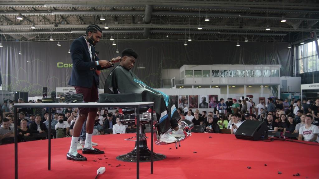 барберкон 2019 barbercon барберы