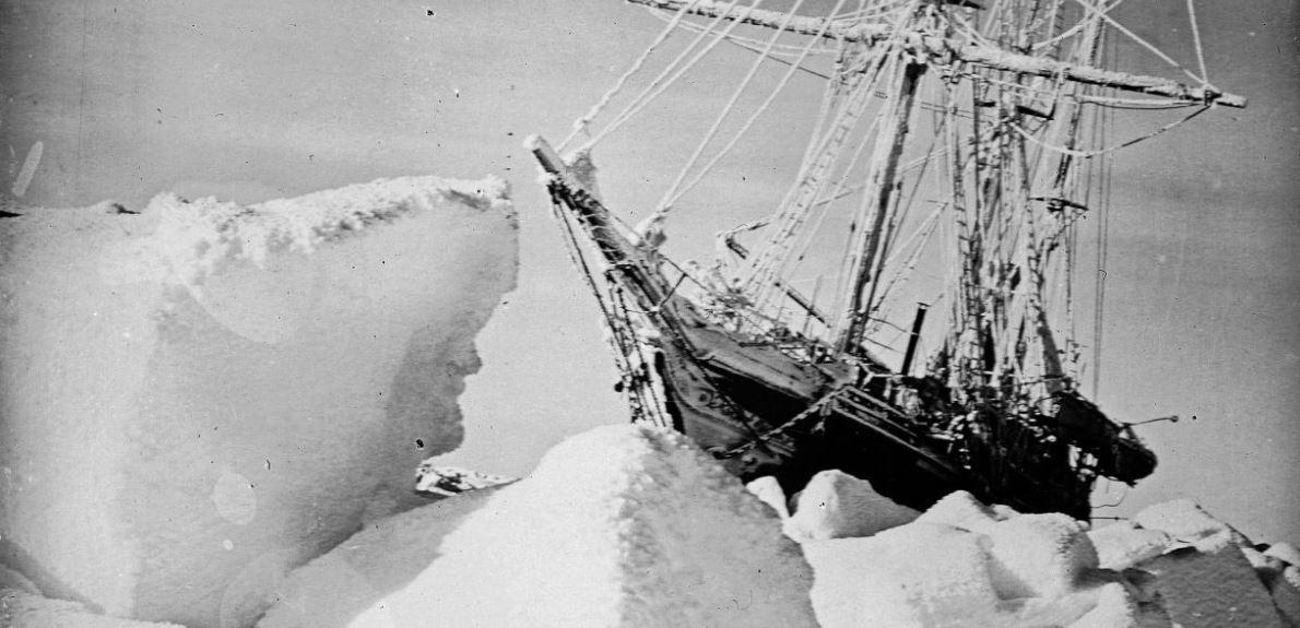 корабль ернеста шеклтона