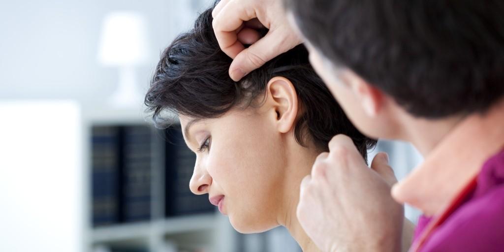 повреждения волос