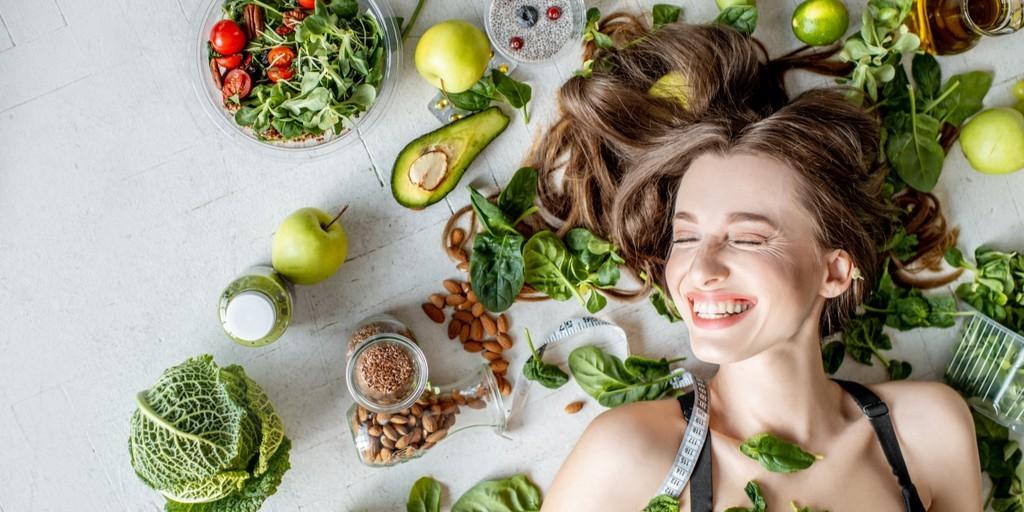вегетарианцы и волосы